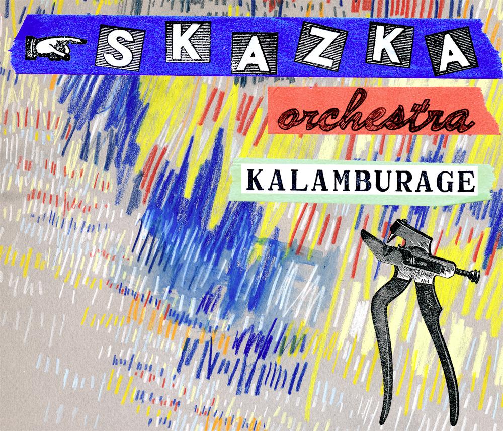 SkaZka Orchestra - Kalamburage